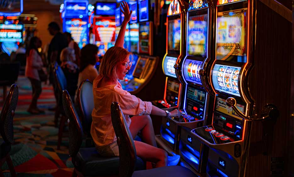 Ігрові автомати в Україні грати на гроші